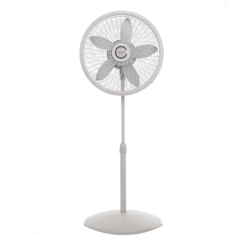 small resolution of lasko 18 stand 3 speed fan with cyclone grill model s18902 white