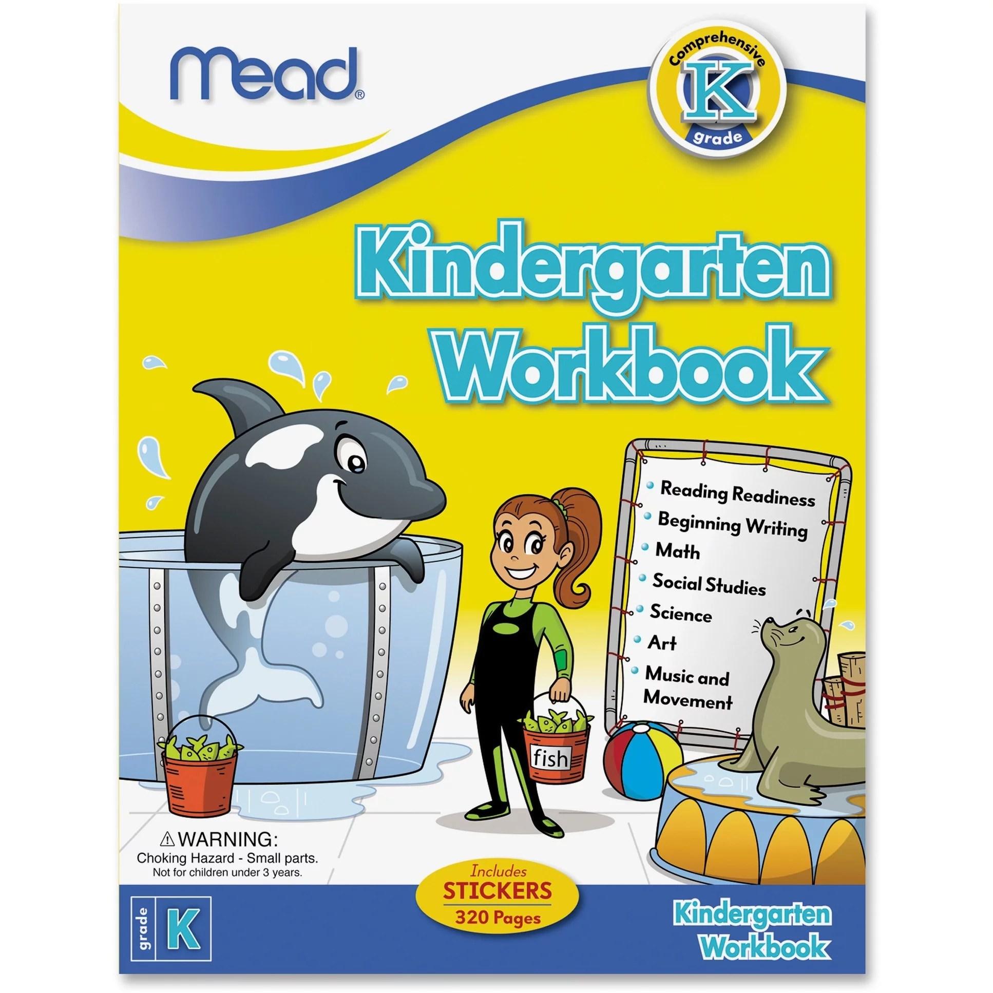 Mead Mea Kindergarten Comprehensive Activities