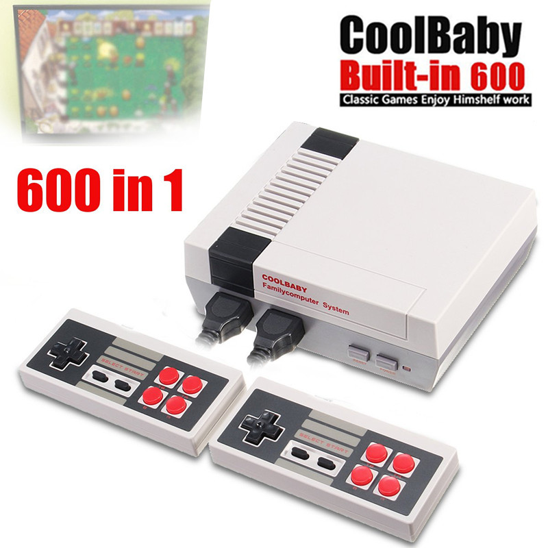 Classic 4k Hd Mini Family Game Console Tv Video Game