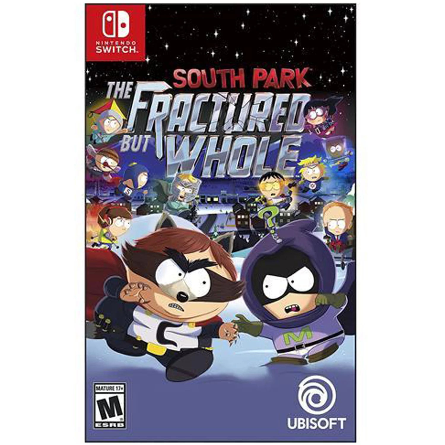 South Park The Fractured But Whole Ubisoft Nintendo