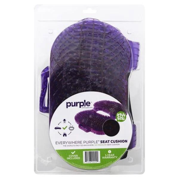 wondergel purple pscevw01 purple seat cushion tailbone support
