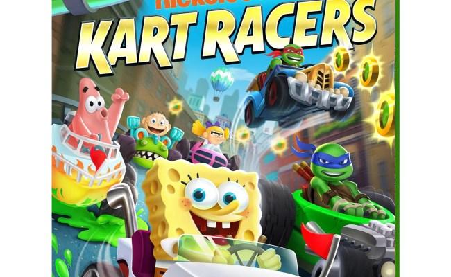 Nickelodeon Kart Racers Xbox One 2018 Gamemill Racing