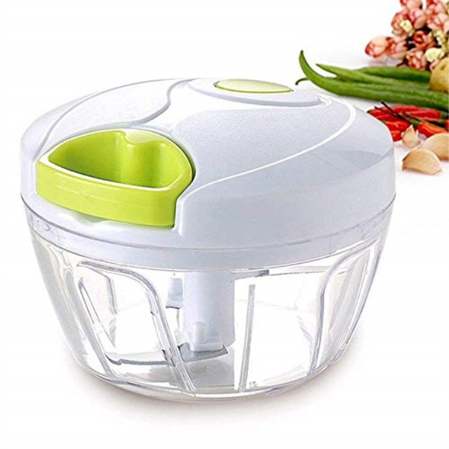 Passion Manual Food Chopper Powerful Hand Held Vegetable ...
