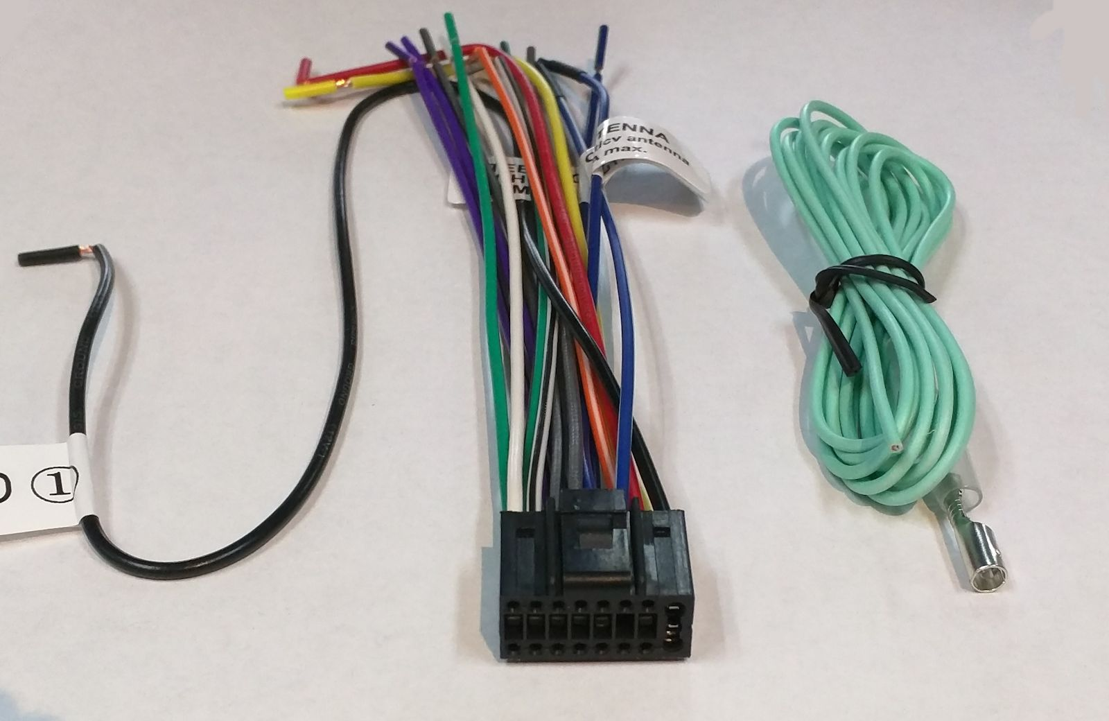 hight resolution of jvc wiring harnes