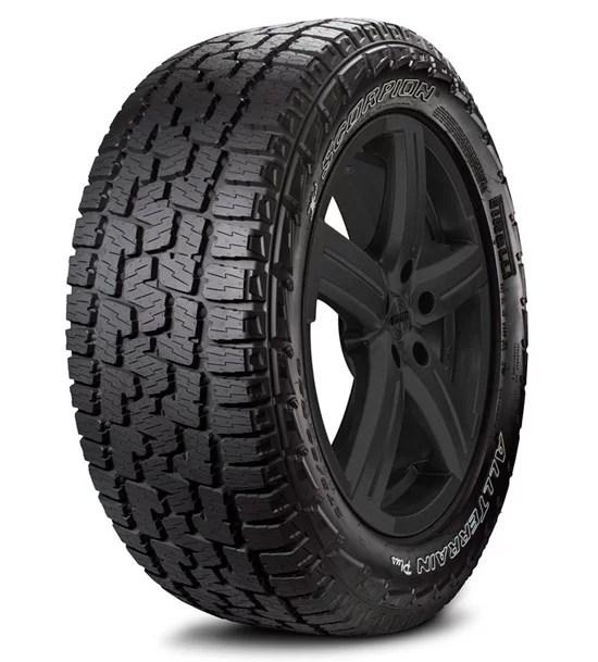 Pirelli Scorpion All Terrain Plus 285/55R20 122 T Tire - Walmart.com
