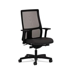 Hon Ignition 2 0 Chair Review Hanging Jute Series Mesh Mid-back Work Chair, Black Fabric Upholstered Seat - Walmart.com