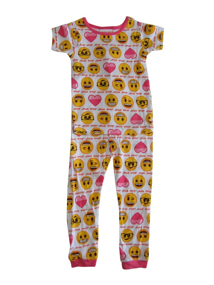 emoji girls clothing walmart