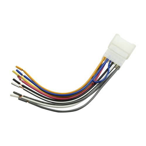 small resolution of 1 set car stereo dvd cd player radio wiring harness adapter cable for toyota