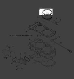polaris 2016 2018 rzr xp4 turbo md rzr xp4 turbo intl k piston rings 2206217 new oem walmart com [ 1386 x 1782 Pixel ]