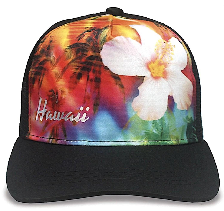 island caps hawaiian inspired