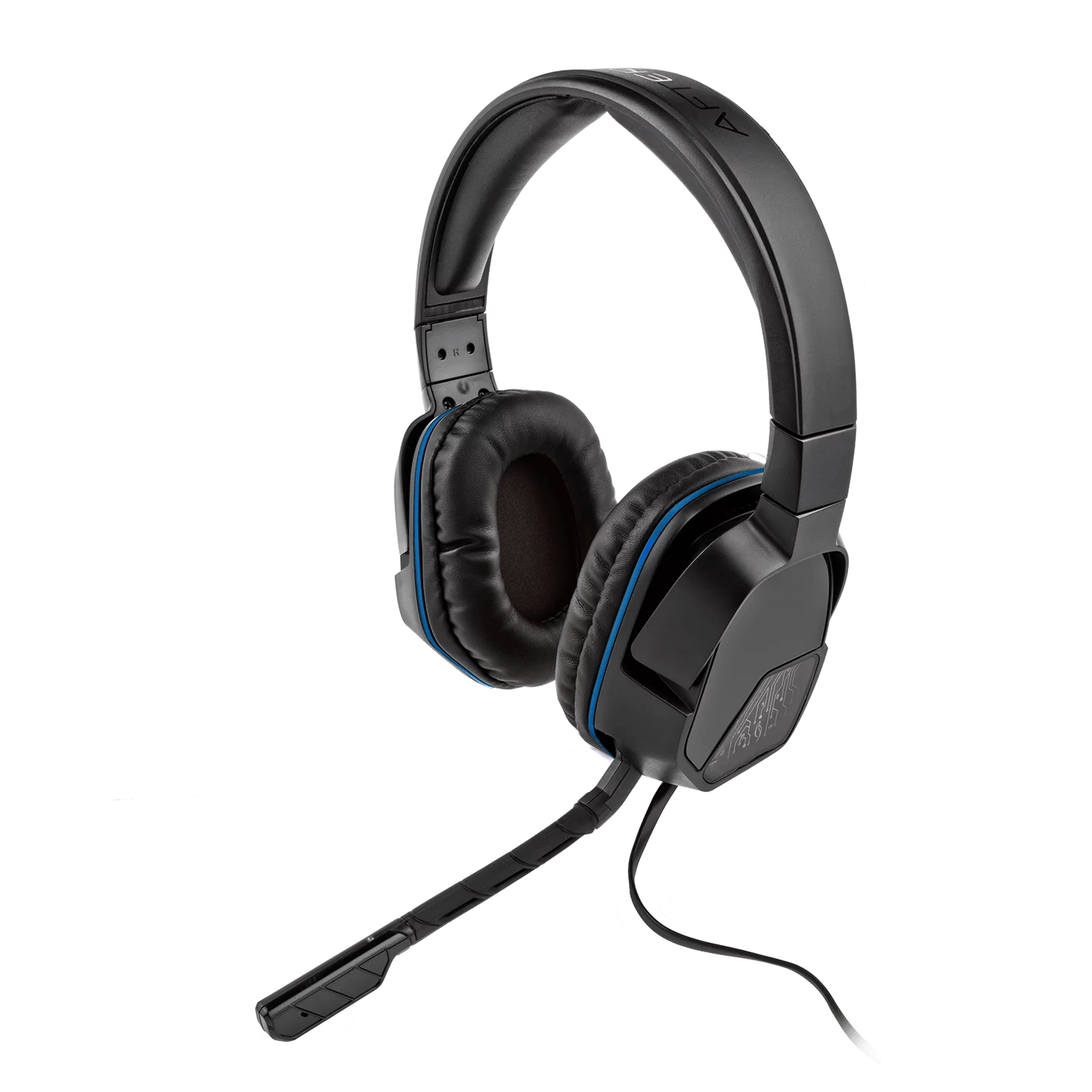 medium resolution of pdp afterglow ps4 lvl 3 stereo gaming headset black 051 032 rh walmart com xbox headset plug schematic aviation headset wiring diagram