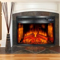 AKDY Electric Fireplace Insert - Walmart.com