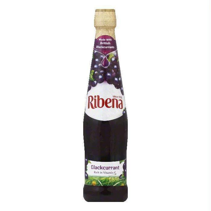 Ribena Soda Black Current 20.3 FO (Pack of 12)   Walmart ...
