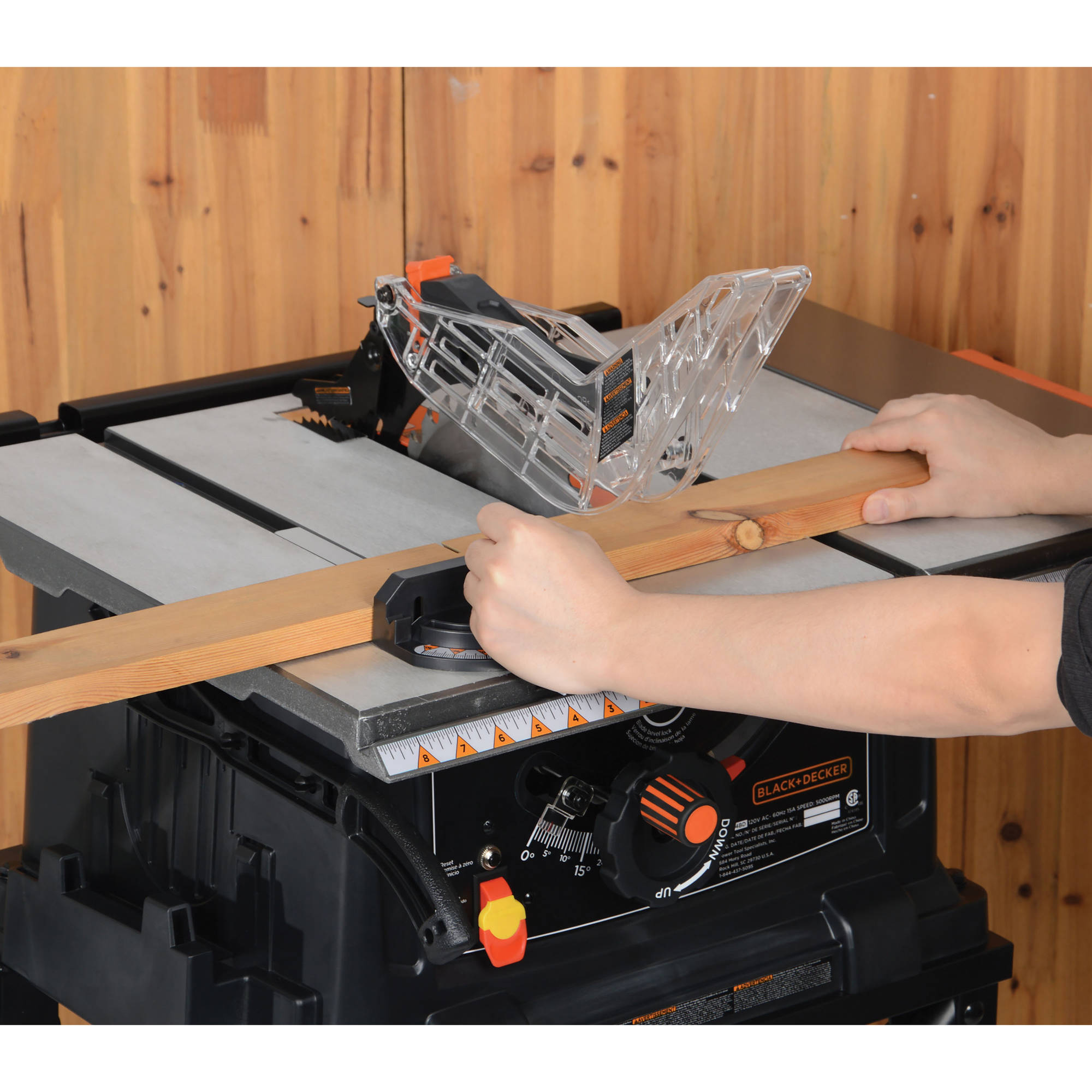 Black Decker Table Saw