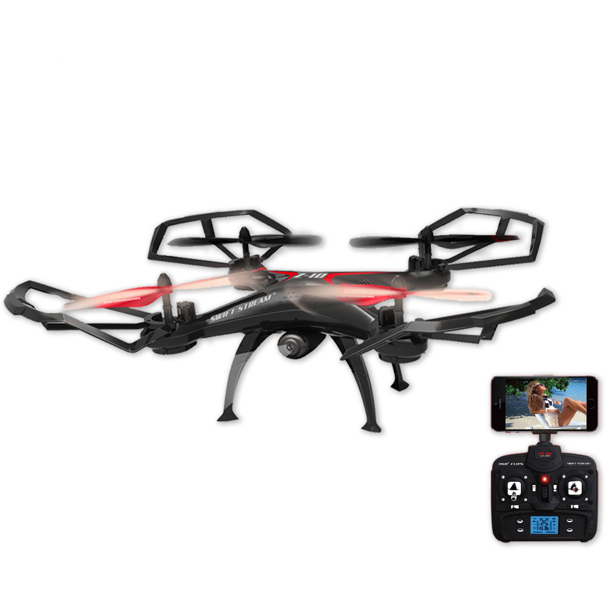 Swift Stream Z 10 Large 19in Hobby Grade Remote Control
