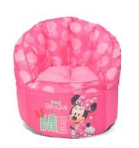 Minnie Mouse Toddler Bean Bag Chair - Walmart.com