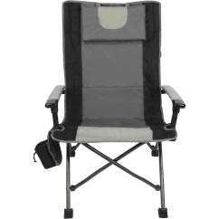 Most Comfortable Folding Chair The Mermaid Outdoor High Back With Headrest Set Of 2