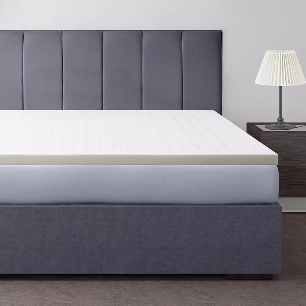Advanced memory foam that comforms to your body for calming comfort and. best price mattress 2 inch memory foam mattress topper