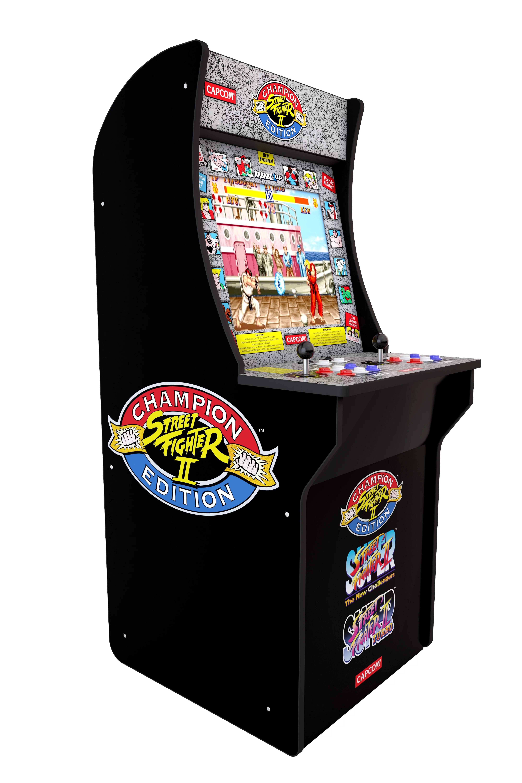 Fun Arcades Near Me : arcades, Street, Fighter, Arcade, Machine,, Arcade1UP,, Walmart.com