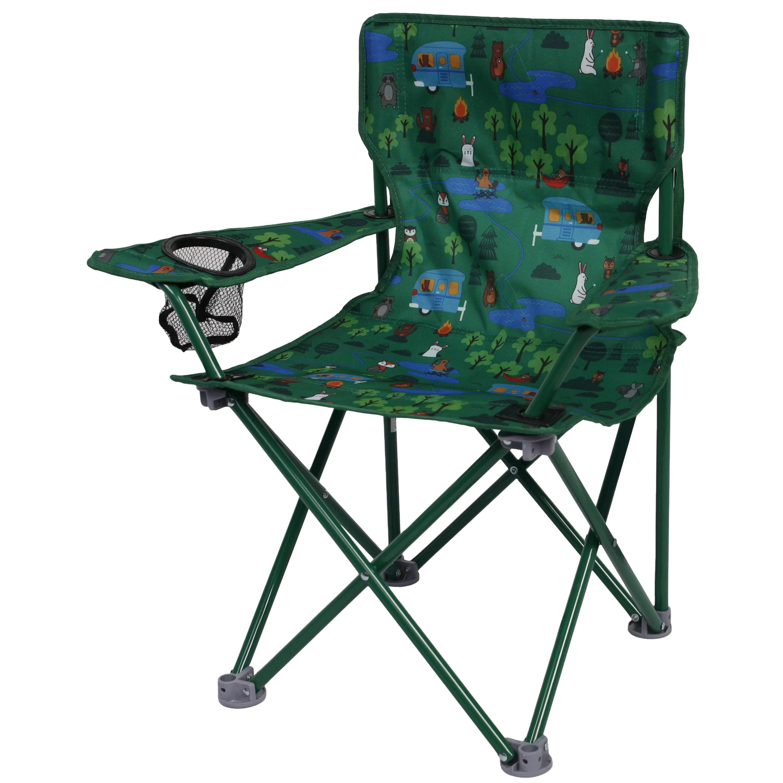 Ozark Trail Kids Folding Camp Chair Walmart Com