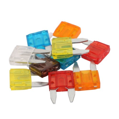 small resolution of 10way small car fuse box w 5a 7 5a 10a 15a 20a 25a fuse