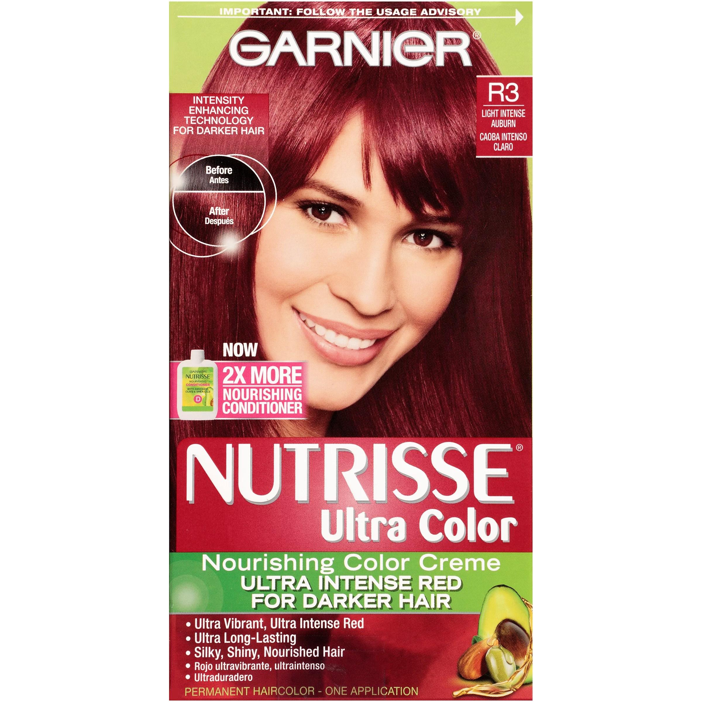 garnier nutrisse ultra color nourishing