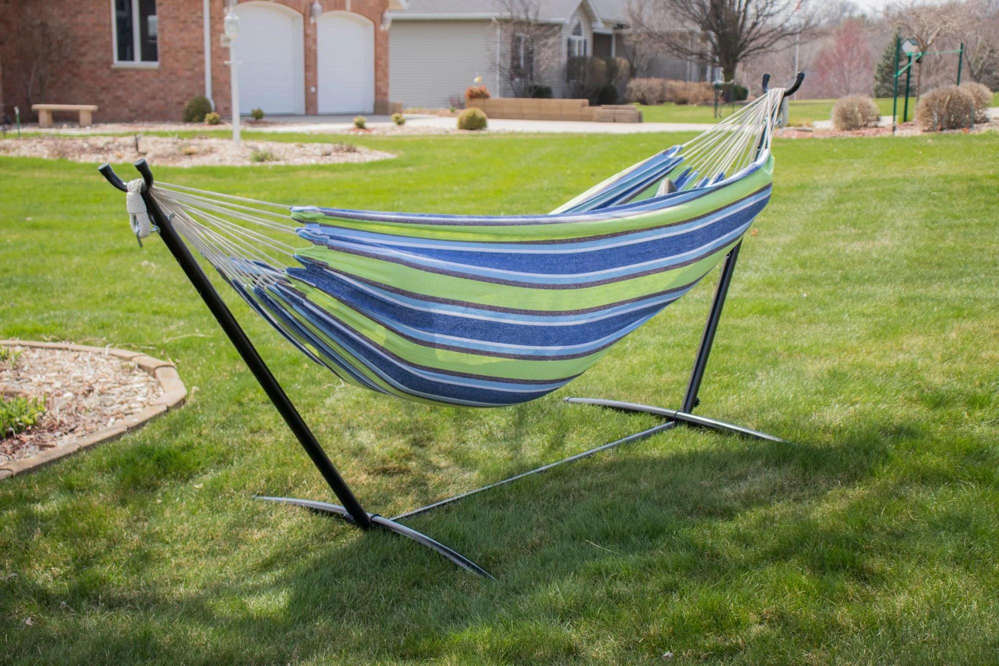 9ft double hammock combo