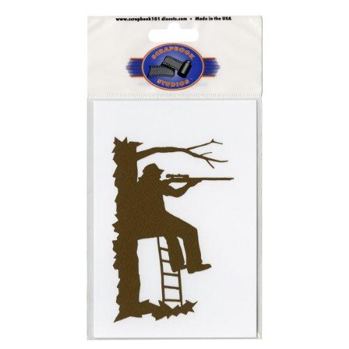 Scrapbook 101 Shape Cardstock Die Cuts Hunter Tree Stand