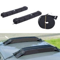 Soft Thick Roof Rack Surfboard Paddleboard w/ Universal ...
