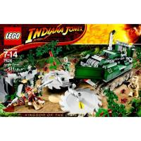 LEGO Indiana Jungle Cutter 7626 New in sealed box ...
