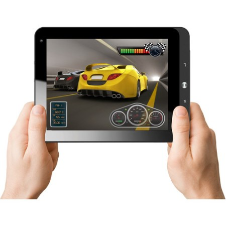 """Coby Kyros with Wi-Fi 10.1"""" Tablet PC Featuring Android 2.3 (Gingerbread) Operating System, Silver"""
