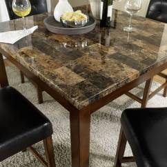Marble Living Room Table Sets Small Designs Indian Style Dorel Andover 5 Piece Counter Height Dining Set Multiple Colors Walmart Com