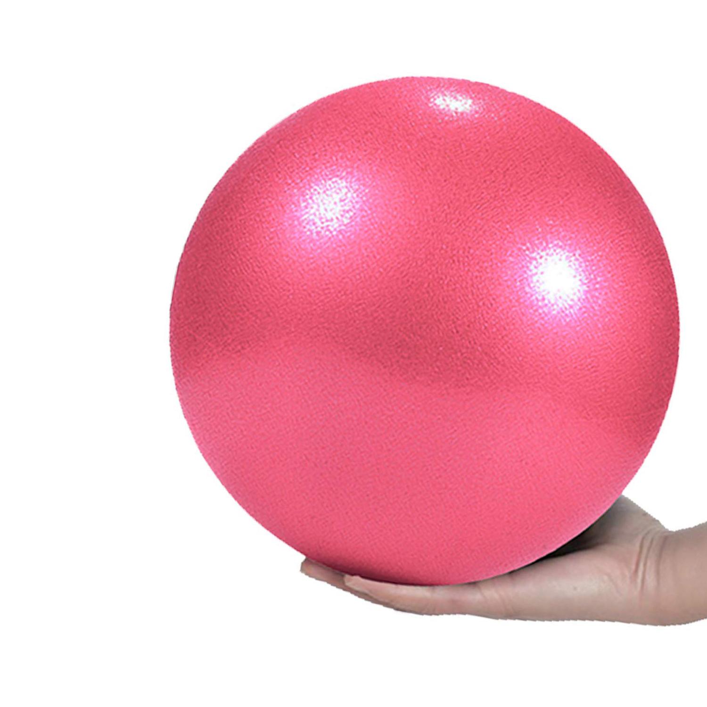 9 Inch Pilates Ball Barre Ball Mini Exercise Ball Small ...