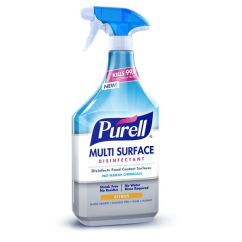 Sofa Disinfectant Spray Sure Fit Slipcovers Duck Cover Purell Multi Surface Citrus Fragrance 28 Fl Oz Walmart Com