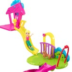 Polly Pocket Wall Party Tree House Play Set Walmart Com Walmart Com
