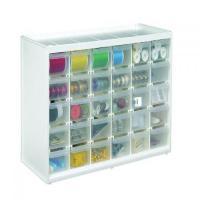 ArtBin Store-in-Drawer Cabinet, White Art Craft Supply ...
