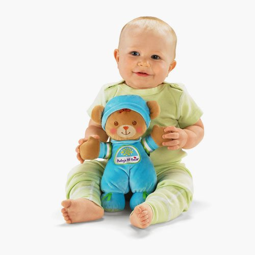 Fisher-Price Brilliant Basics Babys 1st Bear Promotes ...