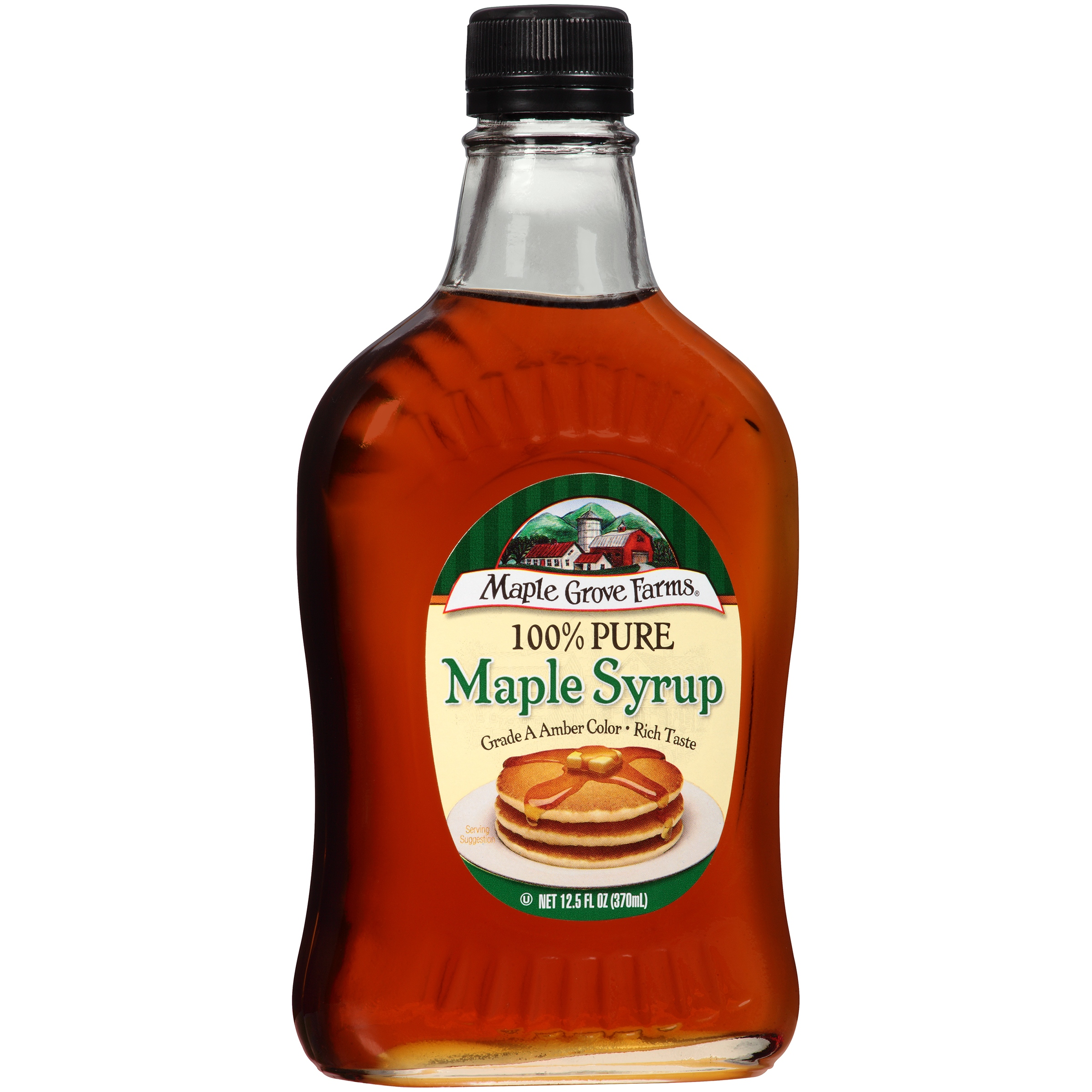 Maple Grove Farms 100 Pure Maple Syrup 125 fl oz