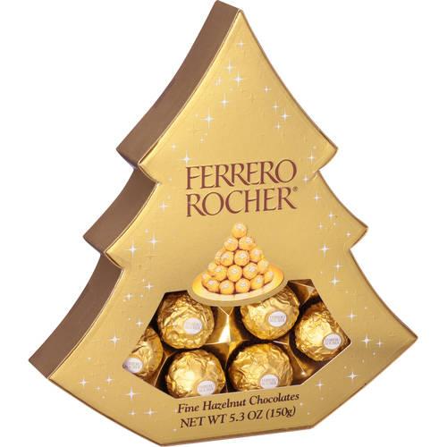 Ferrero Rocher Fine Hazelnut Chocolates Holiday Gift 53