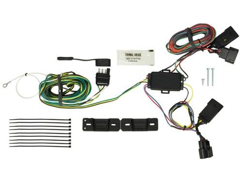 small resolution of blue ox bx88338 ez light wiring harness kit fits 15 16 yukon yukon xl new walmart com