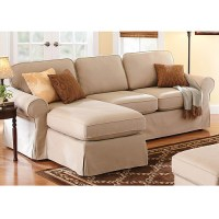 Better Homes and Gardens Slip Cover Chaise Sectional ...