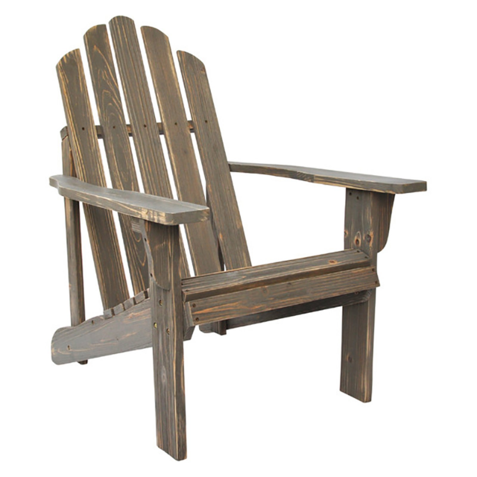 Grey Adirondack Chairs Marina Rustic Adirondack Chair Natural Cedar Wood