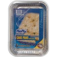 Hefty Ez Foil 9x13 Cake Pan With Lid - Walmart.com