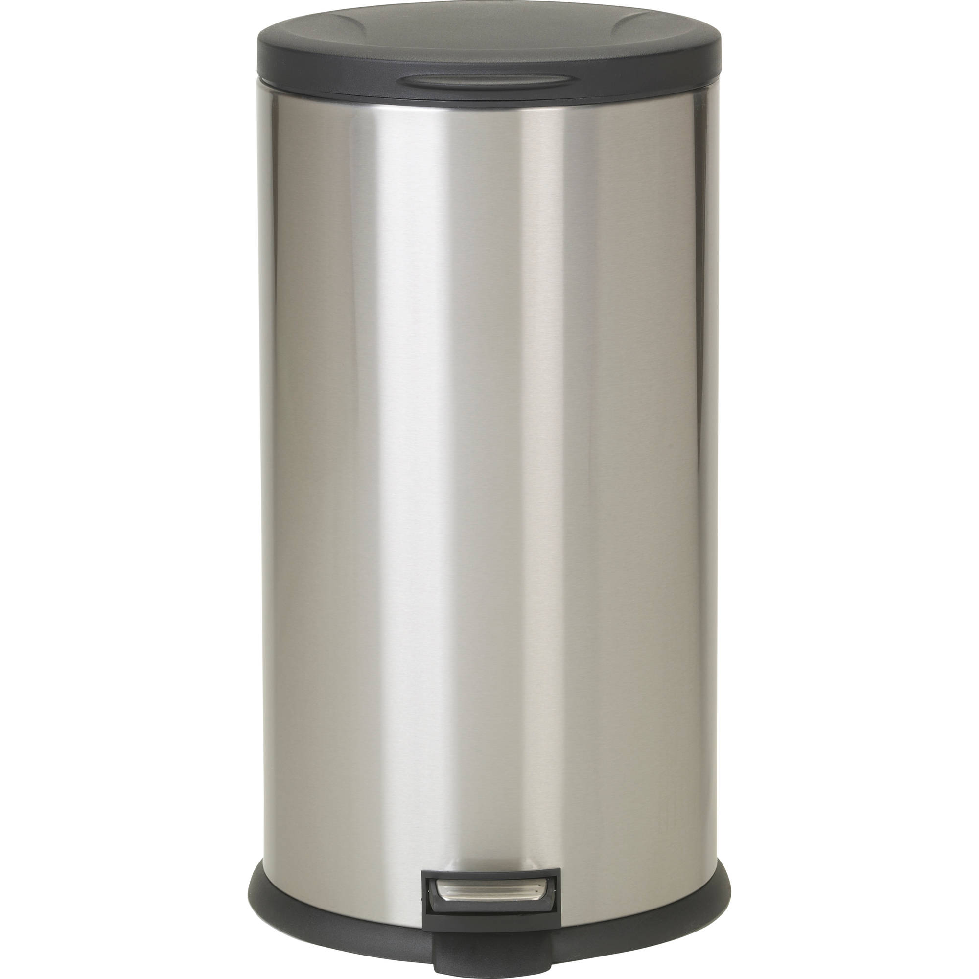 30 gallon kitchen trash can table better homes and gardens 7 9 oval at home