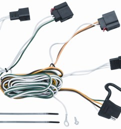 vehicle to trailer wiring harness connector for 07 12 jeep grand cherokee walmart com [ 1500 x 1139 Pixel ]