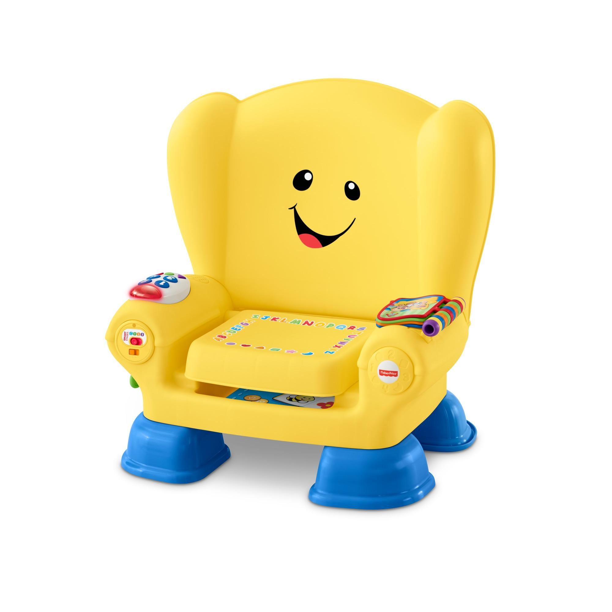 Fisher Price Laugh Learn Smart Stages Chair Yellow