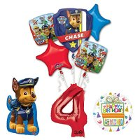 The Ultimate Paw Patrol 4th Birthday Party Supplies and ...