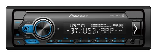small resolution of  pioneer mxt s3166bt digital media receiver speaker bundle w bluetooth walmart com