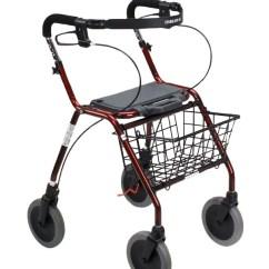 Posture Promoting Chair Art Deco Armchair Uk Legacy Rollator Walmart Com