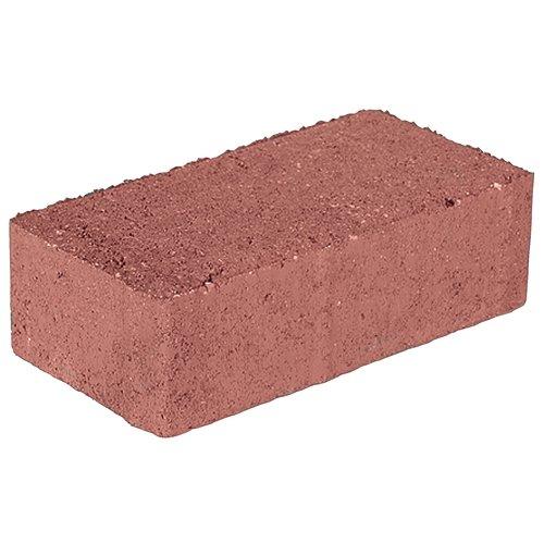 pavestone holland paver red